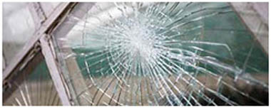 Weymouth Smashed Glass